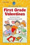 First Grade Valentines