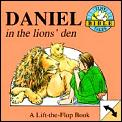 Daniel In The Lions Den Tiny Bible Tales