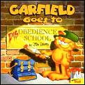 Garfield Goes To Disobedience School