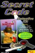 Secret Code Detective Kit with Book and Other and Pens/Pencils
