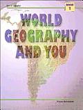 Steck-Vaughn World Geography & You: Student Workbook