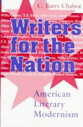 Writers for the Nation: American Literary Moderism