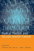 Radical Poetics and Secular Jewish Culture