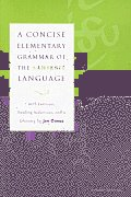 Concise Elementary Grammar Of... (06 Edition)