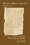 The Luna Papers, 1559-1561, Volume 1-2