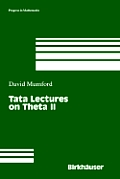 Tata Lecture Notes on Theta Functions, Vol. 2