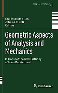 Progress in Mathematics #292: Geometric Aspects of Analysis and Mechanics: In Honor of the 65th Birthday of Hans Duistermaat