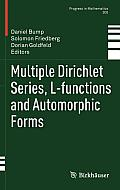 Multiple Dirichlet Series, L-Functions and Automorphic Forms