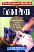 The Complete Book of Casino Poker