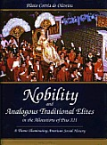 Nobility & Analogous Tradition