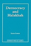 Democracy and the Halakhah