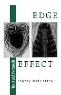 Edge Effect (Wesleyan Poetry) Cover