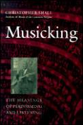 Musicking (Music/Culture)