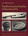 The Afro-American Tradition in Decorative Arts Cover