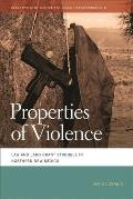 Geographies of Justice and Social Transformation #17: Properties of Violence: Law and Land Grant Struggle in Northern New Mexico