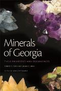 Minerals of Georgia: Their Properties and Occurrences
