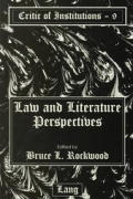 Law and Literature Perspectives