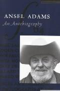 Ansel Adams: An Autobiography Cover