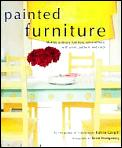 Painted Furniture Making Ordinary Furniture Extraordinary With Paint Pattern & Color