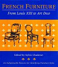 French Furniture Cover