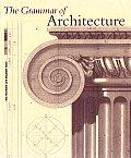 Grammar Of Architecture