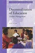 Decentralization of Education: Teacher Management