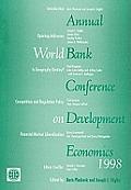 Annual World Bank Conference on Development Economics
