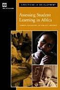 Assessing Student Learning in Africa: Cover