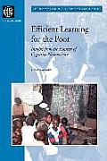 Efficient Learning for the Poor: Insights from the Frontier of Cognitive Neuroscience