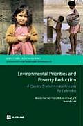 Environmental Priorities and Poverty Reduction: A Country Environmental Analysis for Colombia