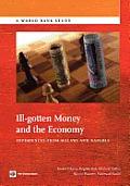 Ill-Gotten Money and the Economy