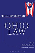 History of Ohio Law (2-Vol. Cloth Set)
