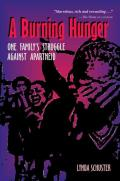 A Burning Hunger: One Family's Struggle Against Apartheid Cover