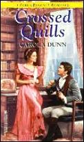 Crossed Quills