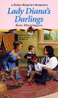 Lady Diana's Darlings (Zebra Regency Romance)