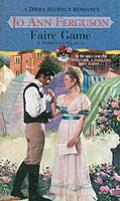 Faire Game (Zebra Regency Romance)