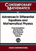 Advances in Differential Equations and Mathematical Physics; Proceedings.
