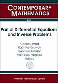 Partial differential equations and inverse problems; proceedings