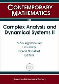 Complex Analysis & Dynamical Systems II