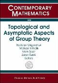 Topological and asymptotic aspects of group theory; proceedings
