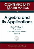 Algebra &amp; Its Applications Cover