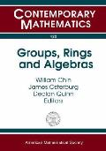 Groups Rings & Algebras Proceedings of a Conference in Honor of Donald S Passman