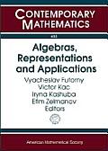 Algebras, Representations and Applications
