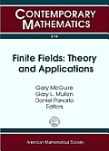 Finite Fields; Theory and Applications; Proceedings.