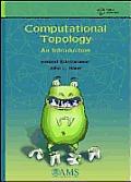 Computational Topology: An Introduction