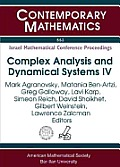 Complex analysis and dynamical systems IV; proceedings