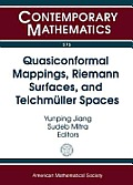 Quasiconformal Mappings Riemann Surfaces & Teichmuller Spaces