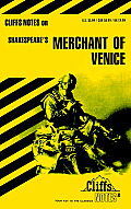 Merchant of Venice: Notes (Cliffs Notes) - Study Notes