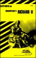 Cliffs Notes Richard II