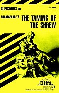 Cliffs Notes Taming Of The Shrew